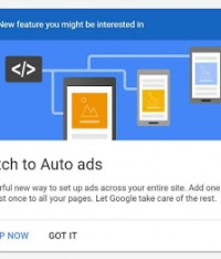 Cara Pasang Auto Ads Google AdSense 2018
