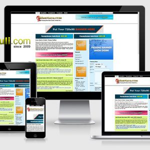 website iklan baris cms