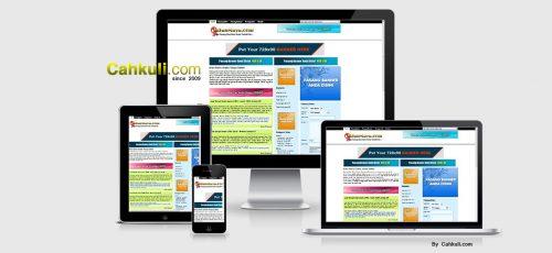 website iklan baris cms