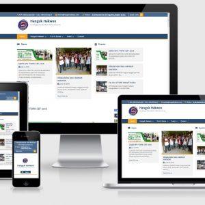 webiste lembaga bahasa korea